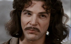 Inigo Montoya. Did YOU kill his father?