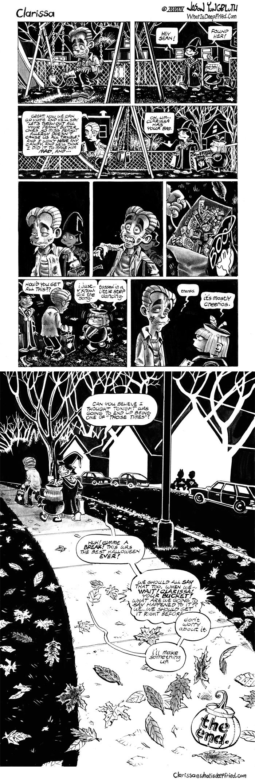 Clarissa Saves Halloween-Part 5